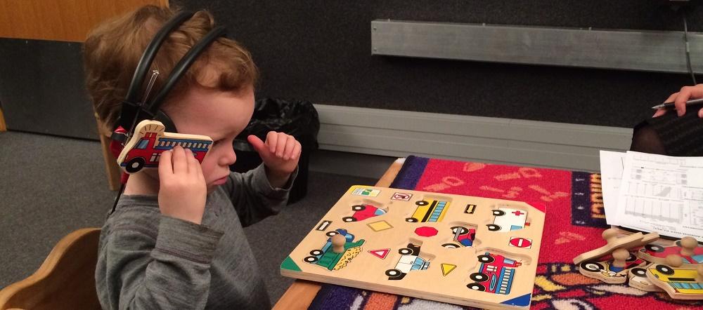 Hearing Assessment Children Auckland Hearing Clinic