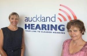 Anna and Maree - At Auckland Hearing