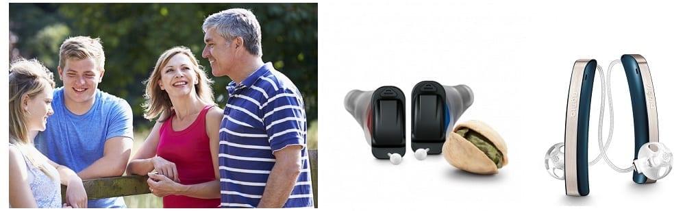 Do you want to communicate easily?- Do you want hearing aids?