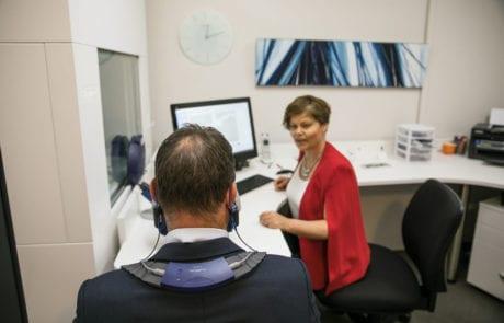 Choosing hearing aids