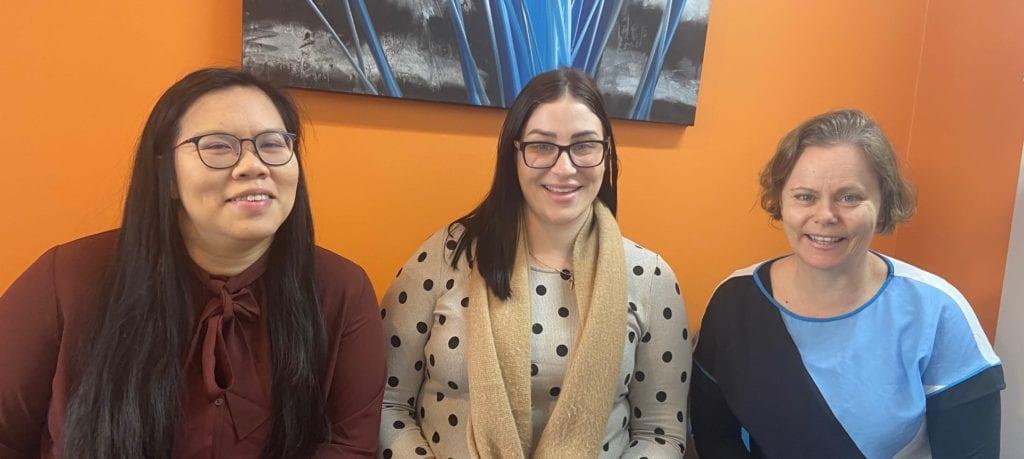 Auckland Hearing clinic team